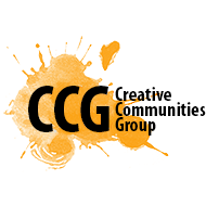 Logo for the Creative Communities Group
