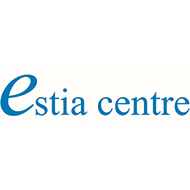 Logo for the Estia Centre