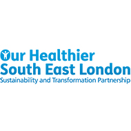 Our Healthier South East London logo